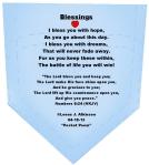 Blessings-Pocket Poem 2013