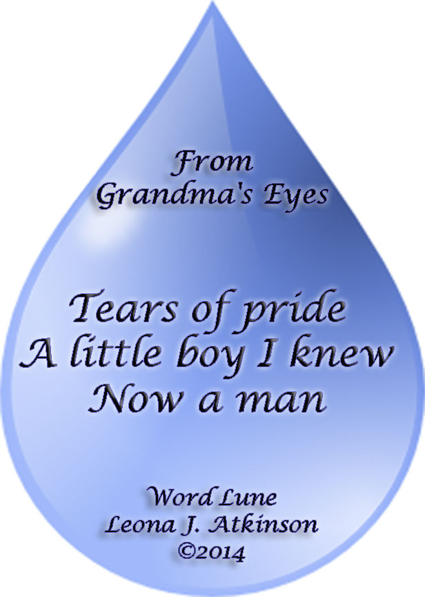 From Grandma's Eyes--Word Lune
