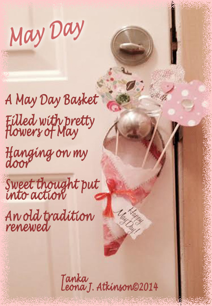 May Basket--Tanka poem