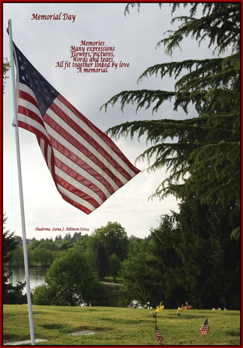 Memorial Day--Shadorma poem