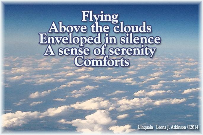 Sky, Clouds, Tank poem