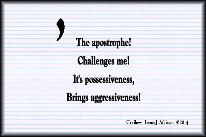 challenges – Leonas Lines–Poetry Plus