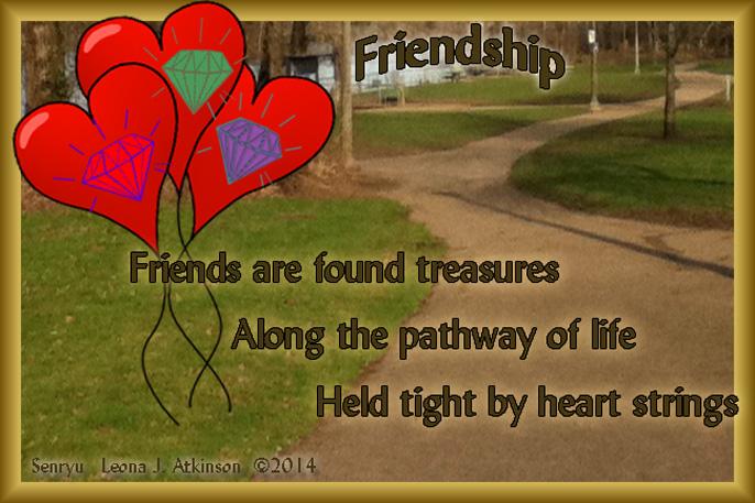 Senryu poem about friendship