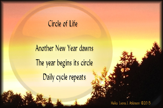 Haiku about another new year
