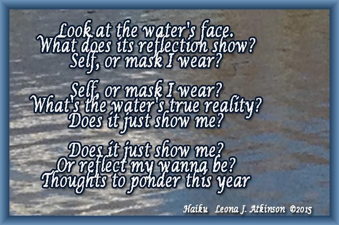 Haiku Set--pondering reality