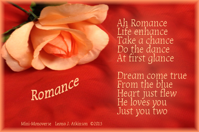 Rose--Mini-Monoverse about Romance