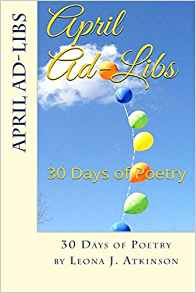 April AdLibs Poetry Book Softcover Print