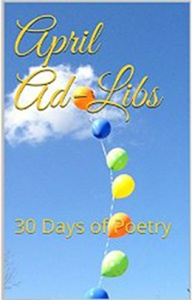 April Ad-Libs Poetry Book