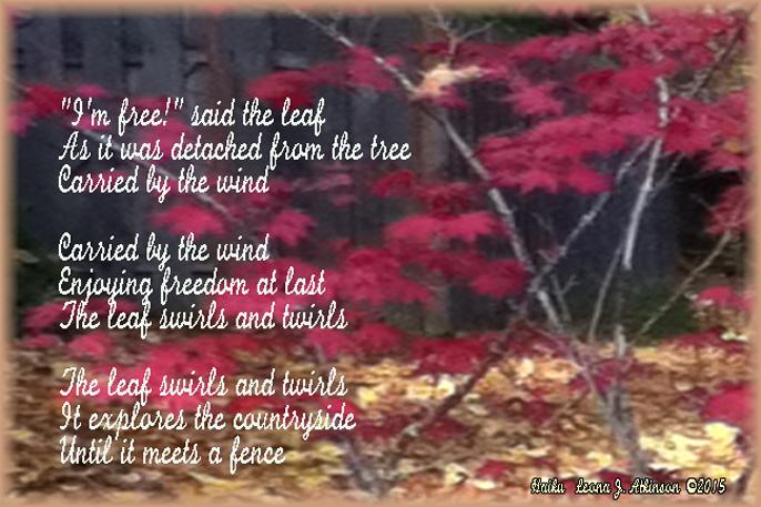 Free--Leaf--Haiku