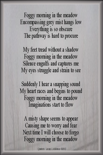 In-the-Midst-of-the-Mist  Quatern poem