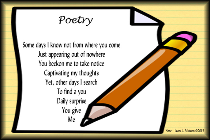 Poem about Poetry