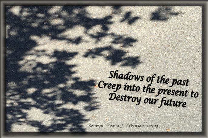 Shadows--Senryu poem