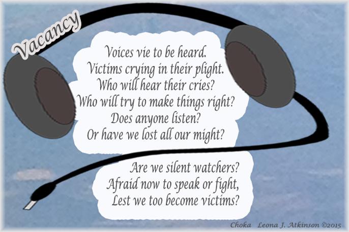Choka poem about life