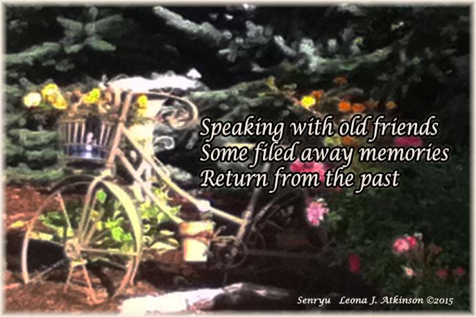 Reminiscing--Senryu poem