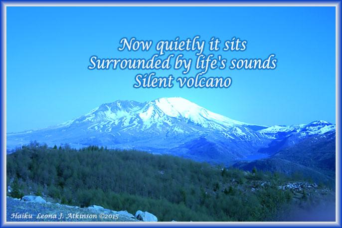 Mt. St. Helens--Haiku