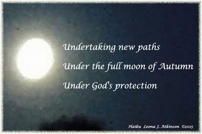 Full Moon--Haiku