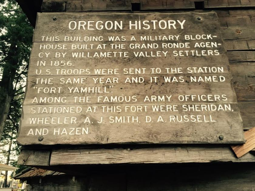 Oregon History
