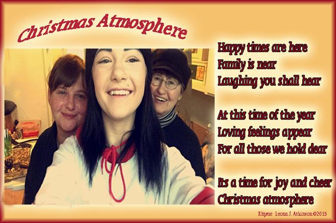 Christmas, Family, Rhyme