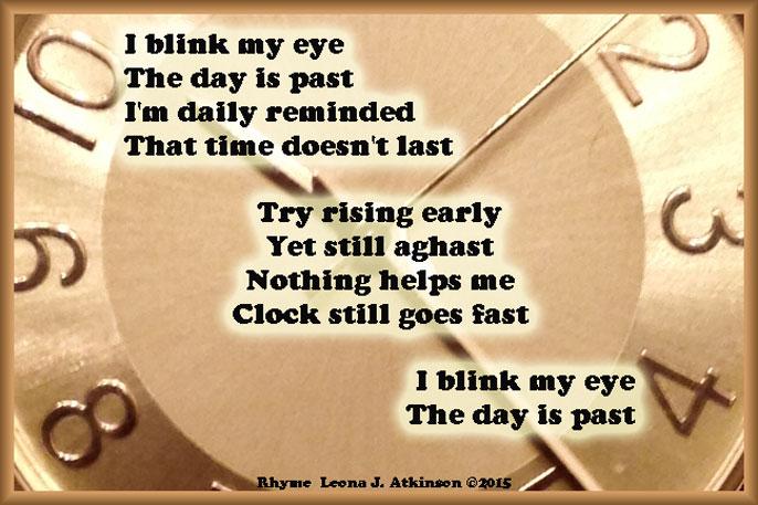 Time--Rhyme