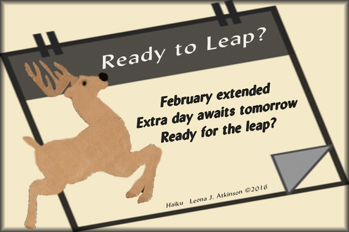 Leap Year Haiku