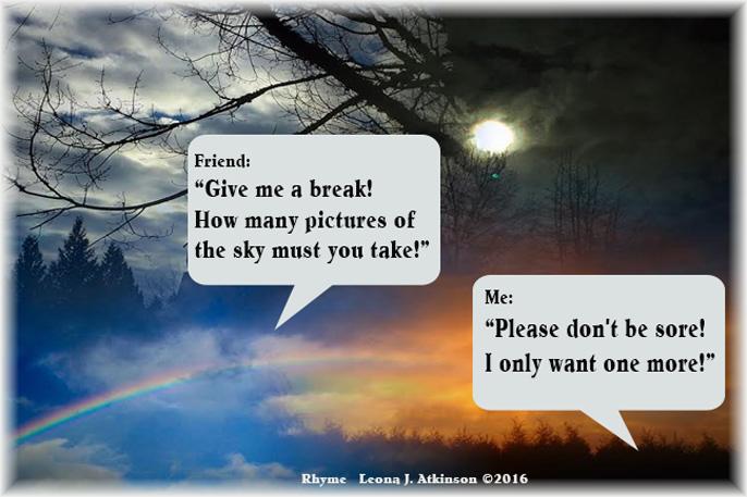 sky, photos, Rhyme, poem
