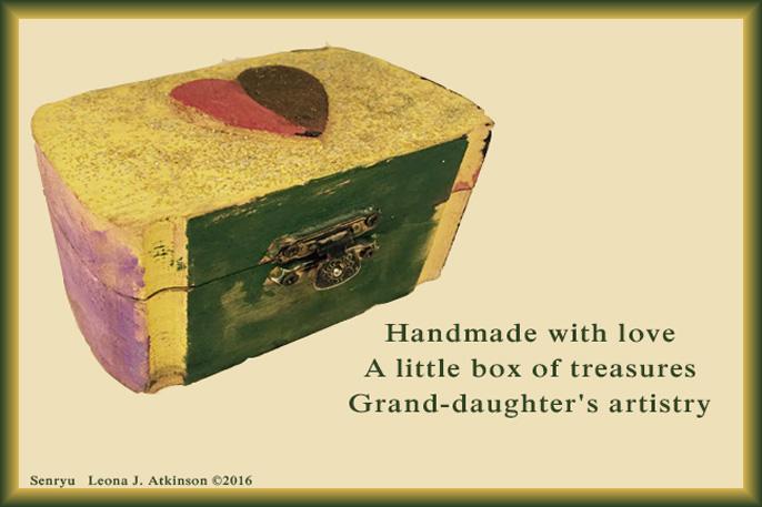 Treasure Box--Senryu poem