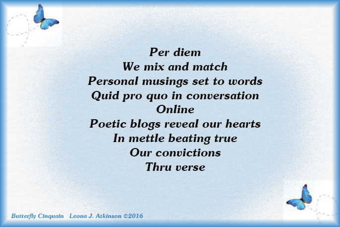 Mix and Match poetry
