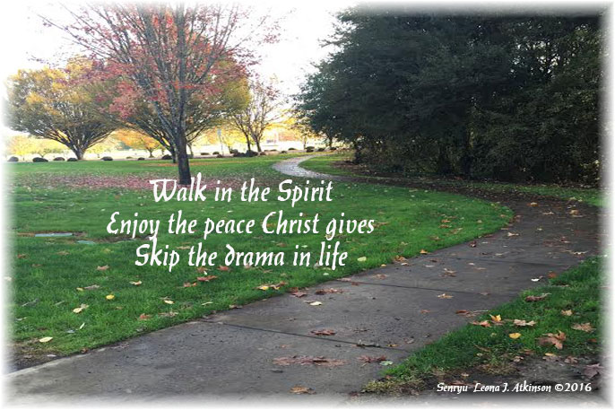 path, walk, Spirit, life