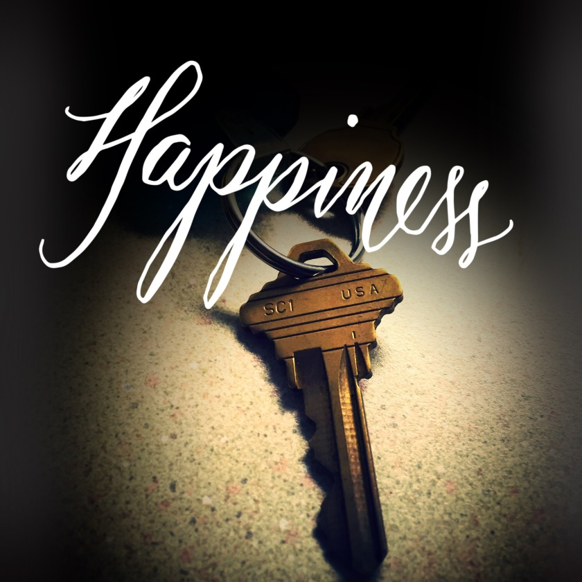 Key to  Happinesd