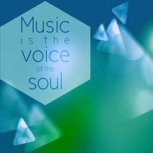 Music is the Voice of the Soul image