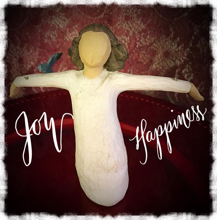 Joy, Happiness, Angel