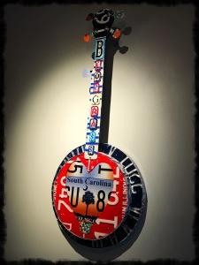 Blue Grass Banjo