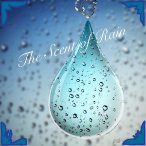 The Scent of Rain, image of rain, raindrop