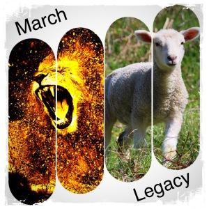 Lion, Lamb