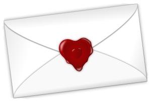 An Envelope, a letter