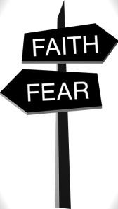 Crossroads, FAITH, FEAR