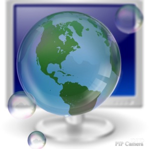 Internet, world, computer