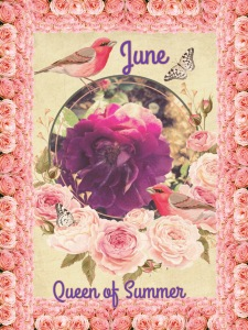 June, Queen of Summer