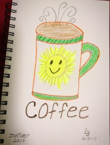 Coffee Mug, Sunshine