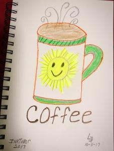 Coffee Mug, Sunshine