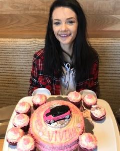 Vivian 19th Birthday