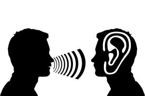 Speak, Listen
