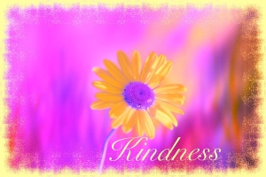 Flower, Kindness