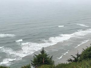 Pacific Ocean, Oregon