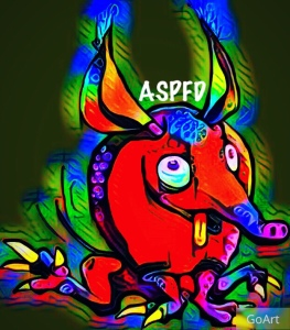 ASPFD-Strange Imaginary October Animal