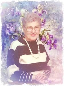 Loretta Dorothy Dietmeyer Cliff 08-25-15 to 10-10-00