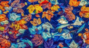 Carpet of Fall Leaves