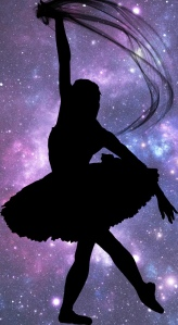 Ballerina among the stars