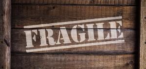 Box makes Fragile