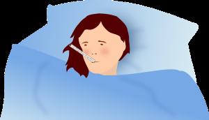 Fever, cold, sickness